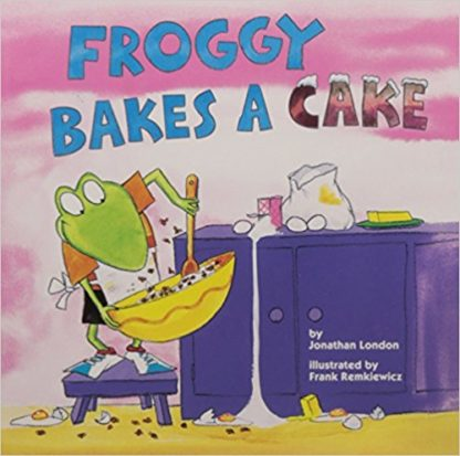 Image of Froggy Bakes a Cake