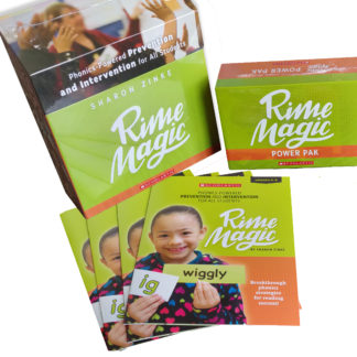 Rime Magic Phonics-Powered Prevention and Intervention for All Students