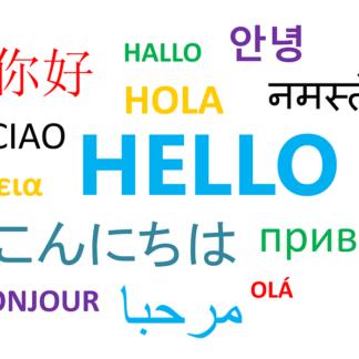 Bilingual Titles